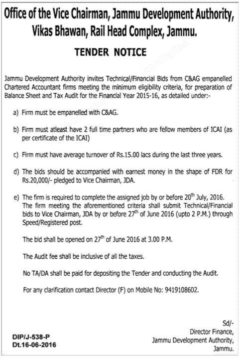 tend_Jammu_Development_Authority_20.6.2016_2062016142012122